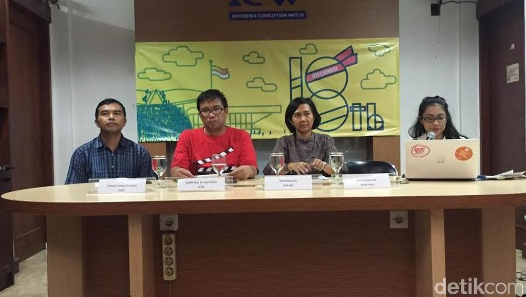Korupsi Masih Jadi Persoalan Besar Bangsa Indonesia Pasca Reformasi
