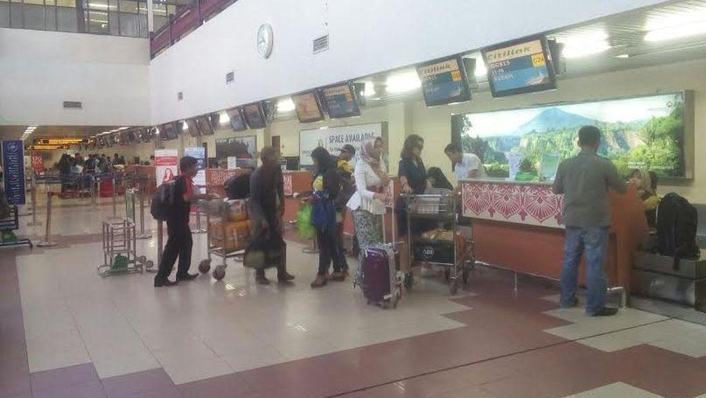 Puncak Penumpang Mudik di Bandara Minangkabau Diprediksi Pada 5 Juli 2016