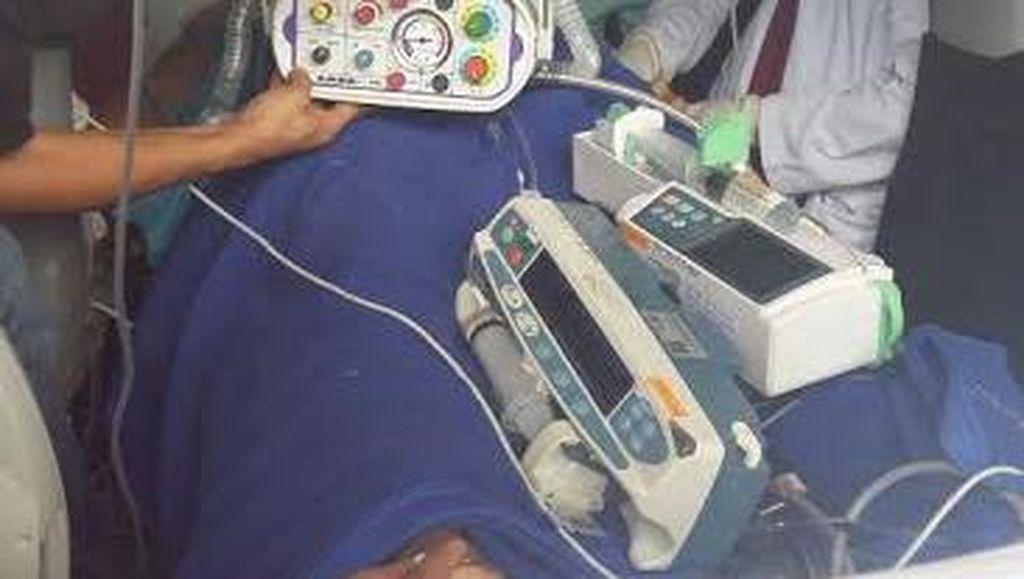 Dokter Arifin yang Dievakuasi dari Bajawa NTT ke Yogya Meninggal Dunia