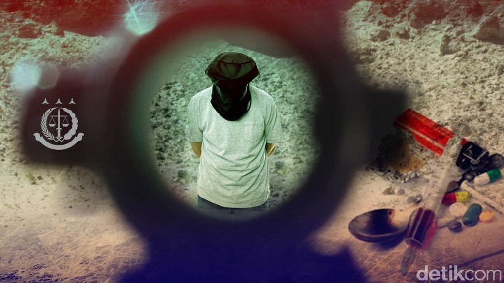 Ratusan Personel Polisi Disiagakan Amankan Eksekusi Mati 14 Gembong Narkoba