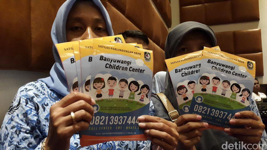 Tekan Kekerasan Terhadap Anak, Anas Luncurkan Banyuwangi Children Center