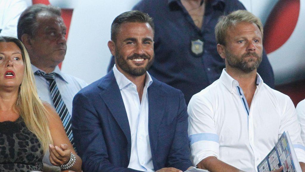 Soal Rumor Akan Jadi Pelatih Italia, Cannavaro: Masa Depan Siapa yang Tahu