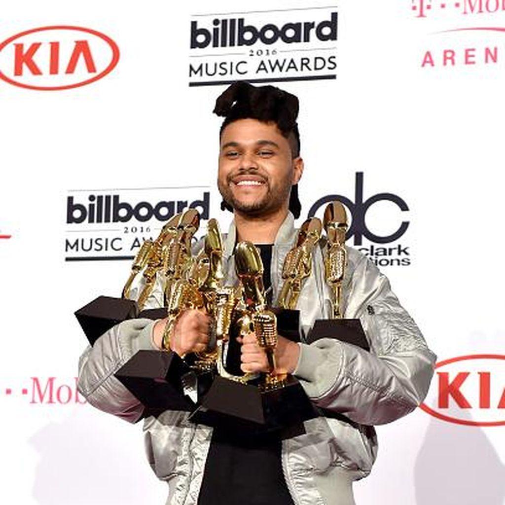 The Weeknd Siapkan Kolaborasi dengan Daft Punk