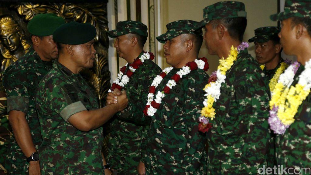Tim Penembak TNI Juara Umum di Ajang AASAM