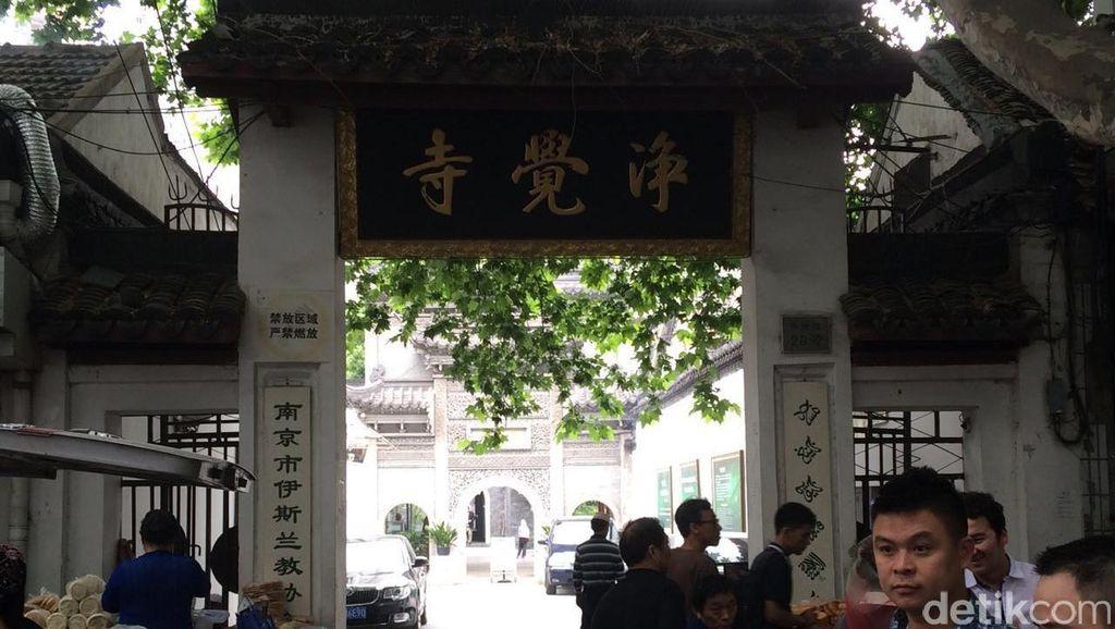 Masjid Berumur 652 Tahun Peninggalan Dinasti Ming di Nanjing