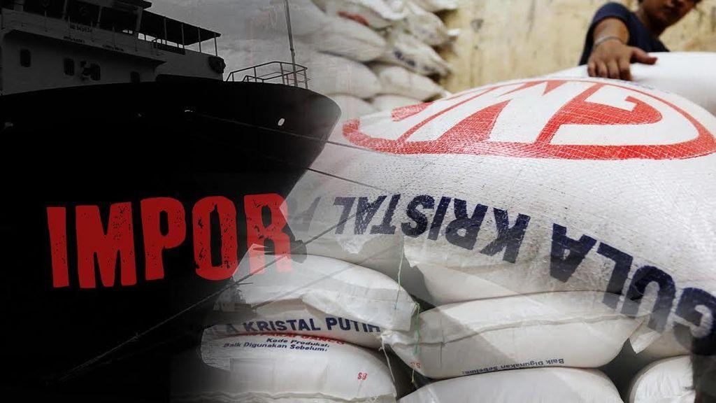 APTRI: Impor Raw Sugar untuk PTPN Bermanfaat untuk PG dan Petani