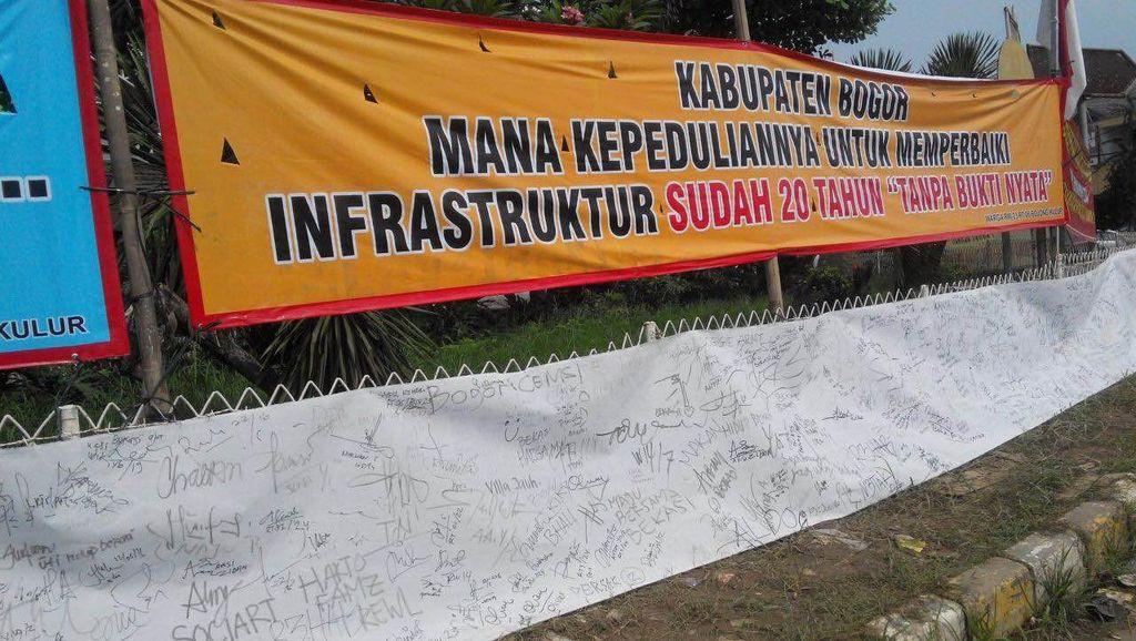 Warga Villa Nusa Indah Curhat ke Wali Kota Bekasi Soal Kondisi di Wilayah Pemkab Bogor