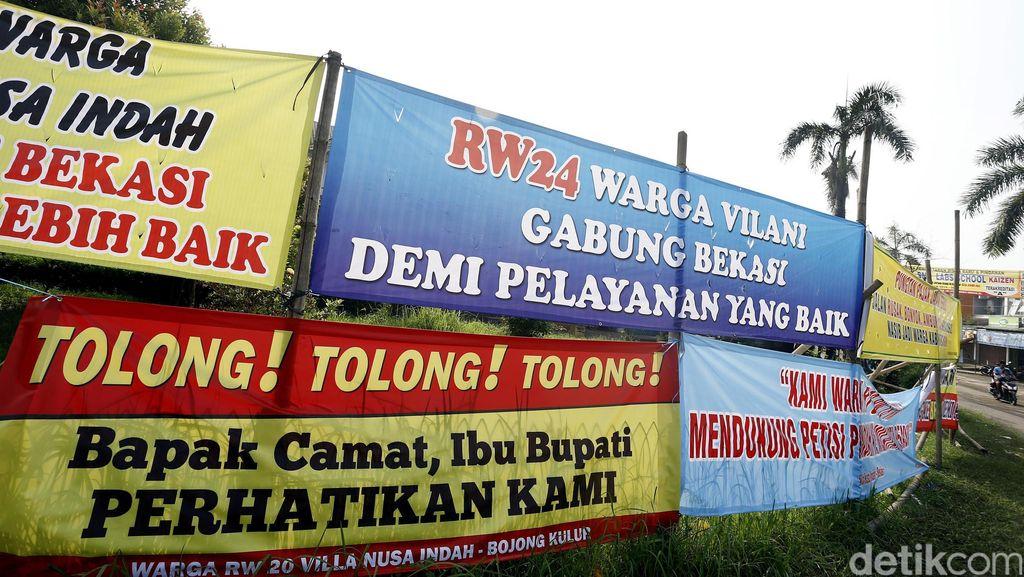 Warga Kabupaten Bogor Ingin Pindah Jadi Warga Bekasi, DPR: Tidak Gampang