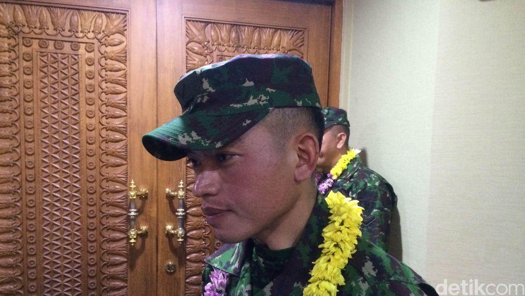 Kisah Serda Dasep, Anggota Petembak TNI AD yang Tak Didampingi Istri