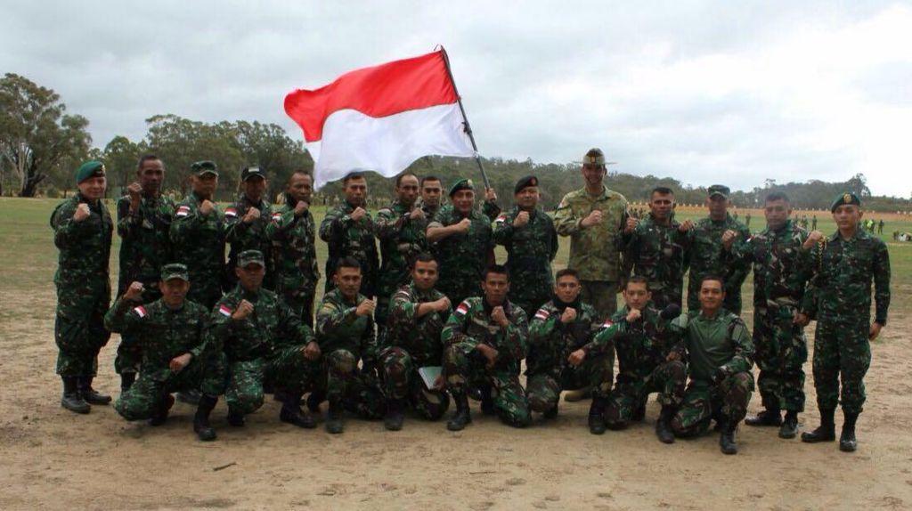 Para Penembak TNI AD Buktikan Selalu Jadi yang Terbaik di Ajang AASAM