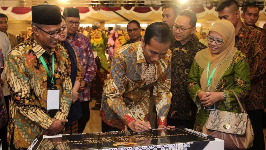 Jokowi Buka KNIB di Yogyakarta