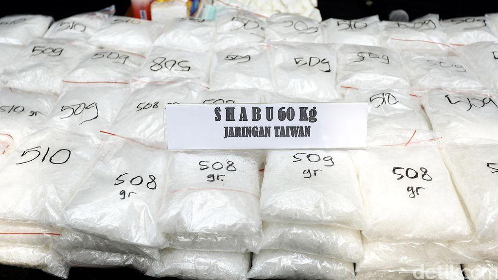 PK Ditolak, Pengimpor Sabu 2,7 Kuintal Tetap Dihukum Mati