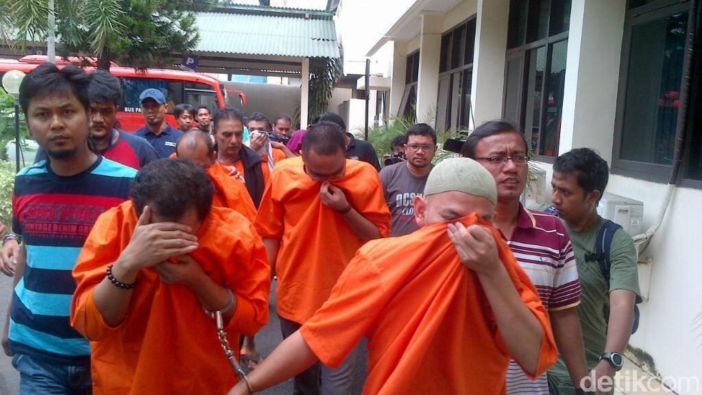 1 Dari 8 Tersangka Penyelundupan Sabu 97 Kg di Jepara Dijerat UU TPPU