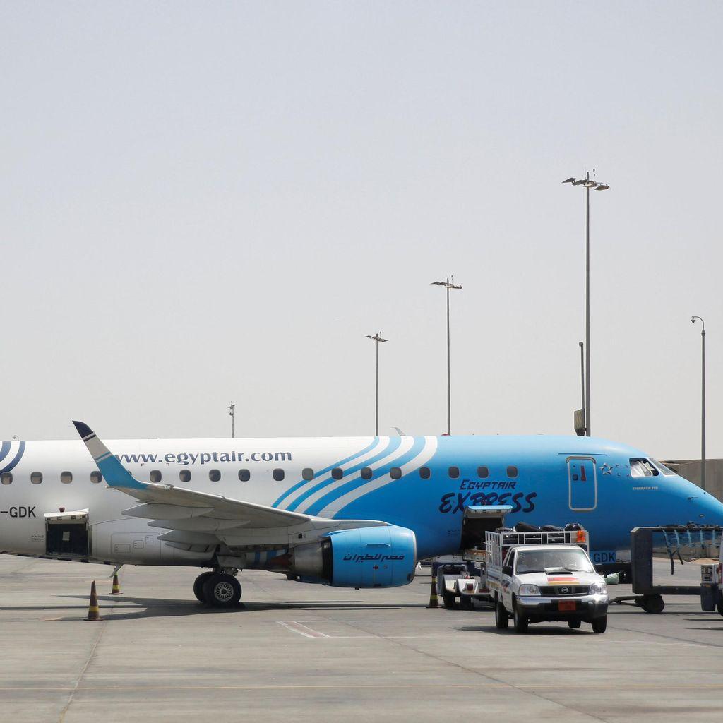 Tak Ada Gangguan Teknis pada EgyptAir MS804 Sebelum Lepas Landas