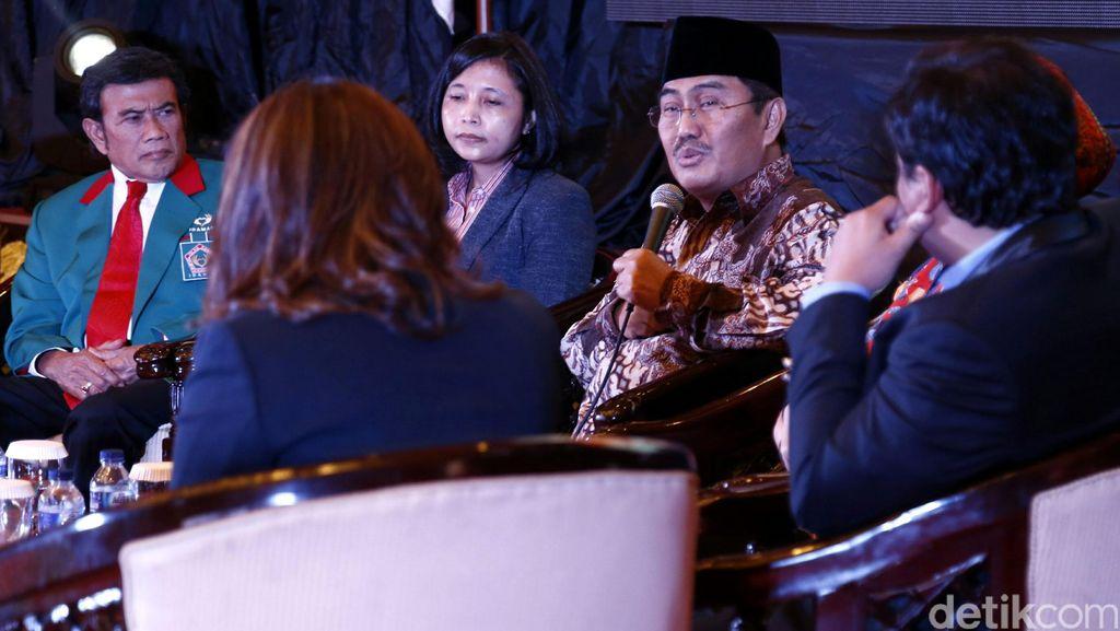 Ketua DKPP Jimly Asshiddiqie Usul Masa Jabatan Ketum Parpol Dibatasi