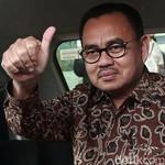Usai Nikah, Sudirman Said Langsung Ngantor