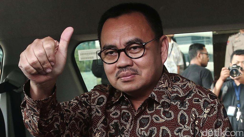 Menteri ESDM Sudirman Said Datangi KPK