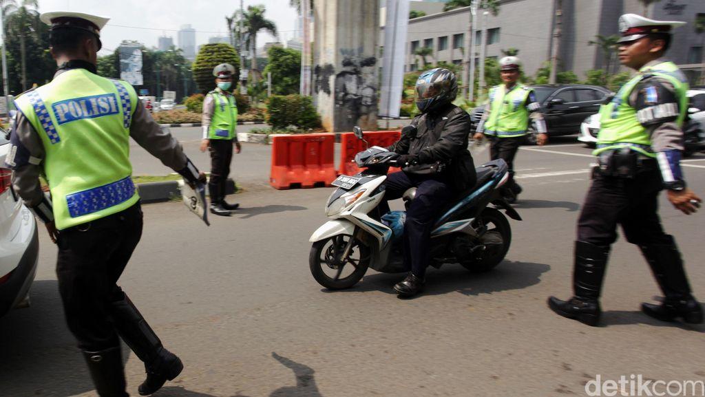 Polisi Dianiaya Pemotor Terjadi Berulang, Kasatlantas: Itu di Luar Dugaan