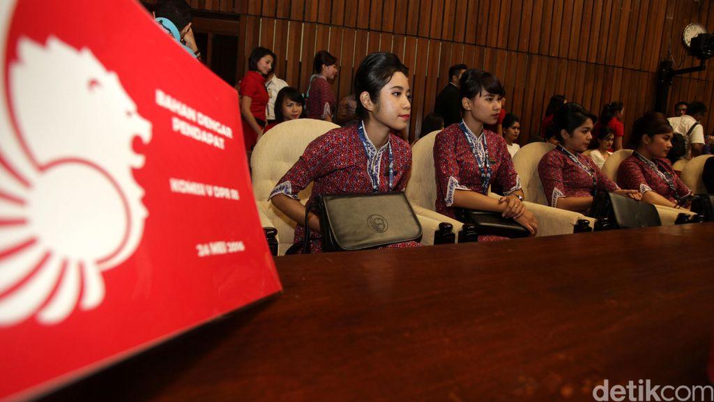 Komisi V DPR: Lion Air Dicintai Masyarakat, Tapi Kenapa Sering Delay?