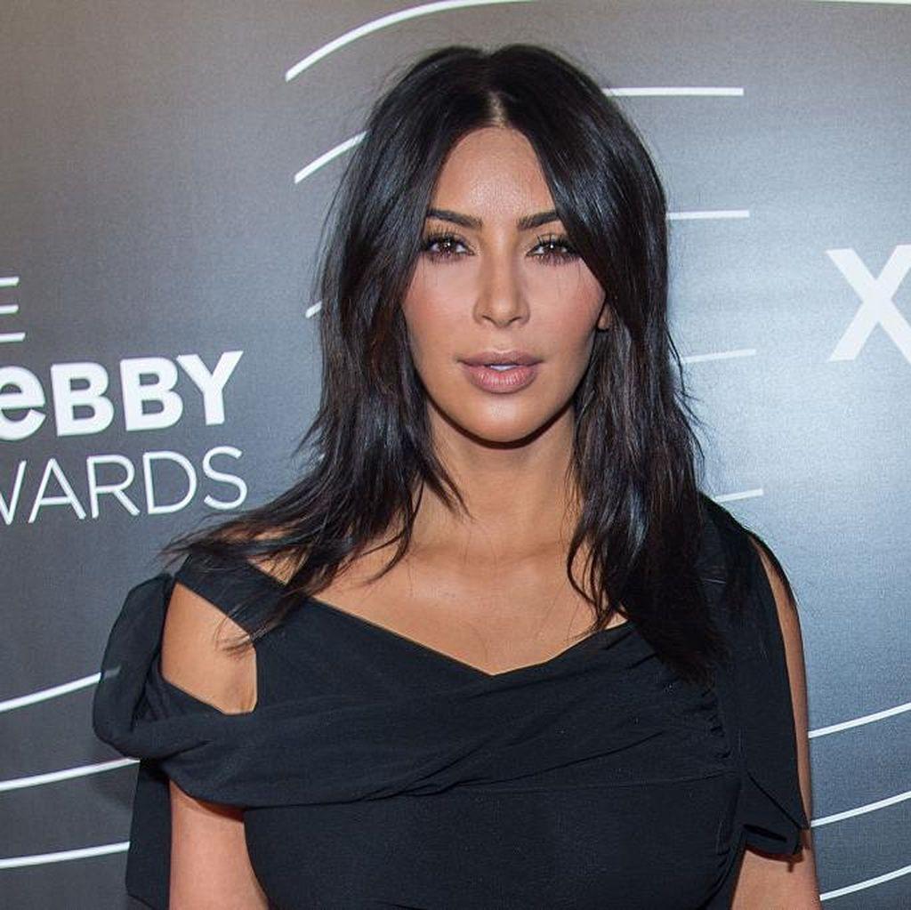Fantastis, Foto Kim Kardashian di Instagram Bernilai Rp 13 M Tiap Fotonya