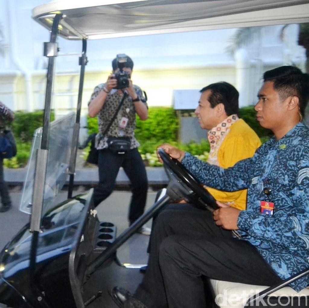 Novanto: Kepengurusan Rampung 2-3 Hari ke Depan, Akom dkk Masuk