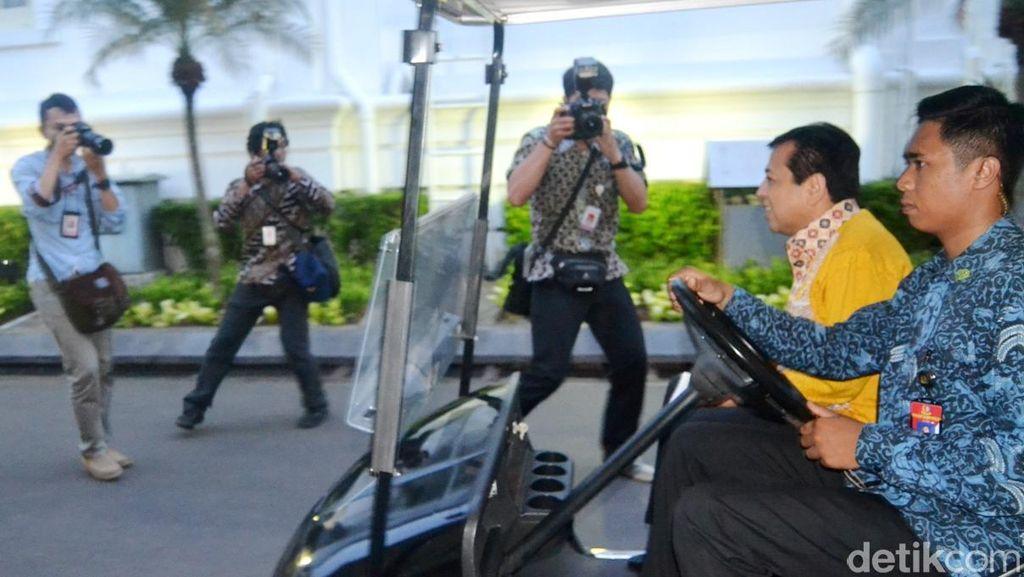 Soal Menteri dari Golkar, Novanto: Saya Akan Berikan Kader Terbaik