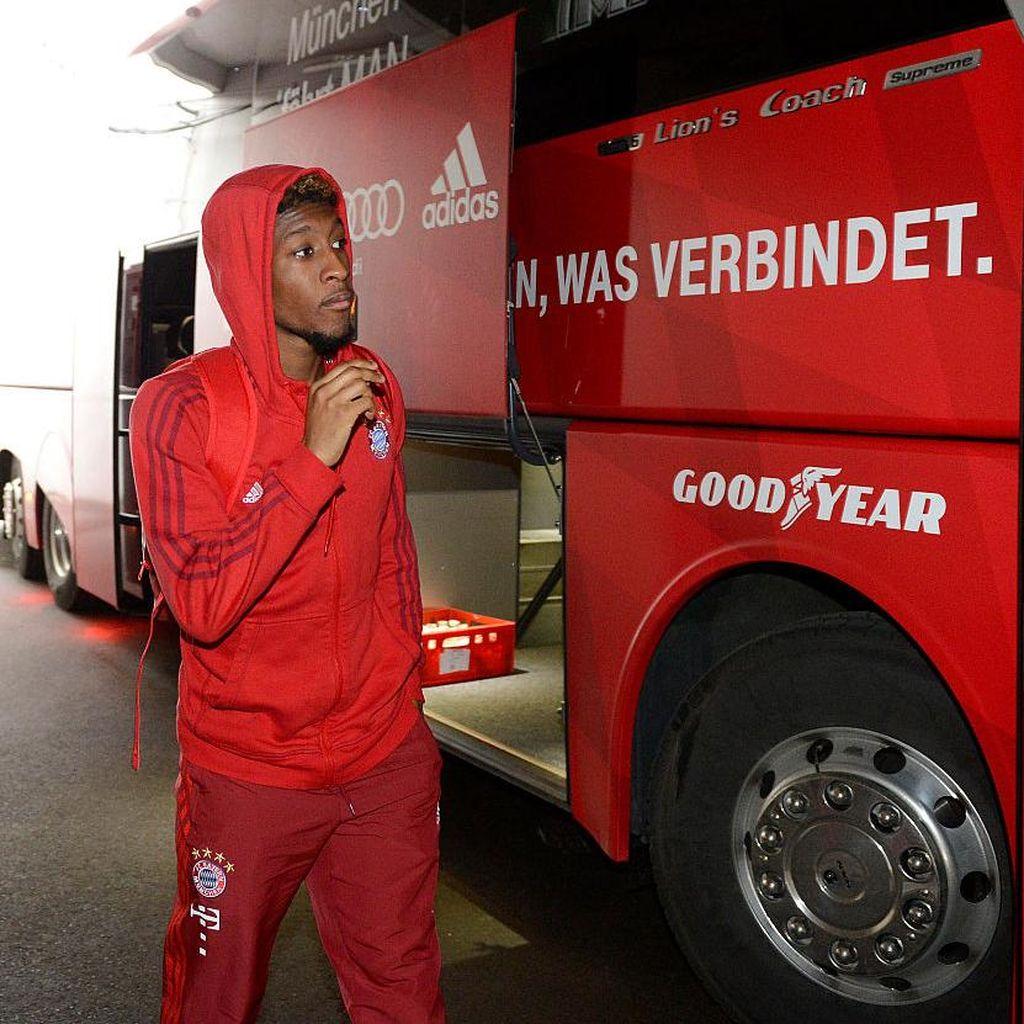Coman Masih Sangat Betah di Bayern