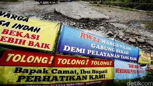 Tuntutan Warga Kabupaten Bogor