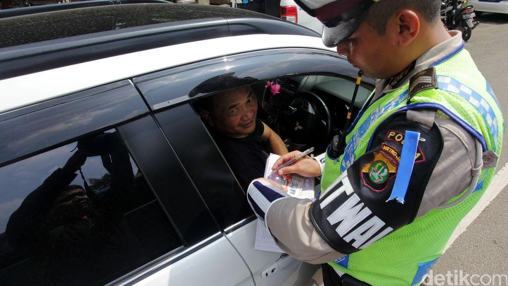 Polda Metro Gelar Operasi Patuh Jaya di Senayan