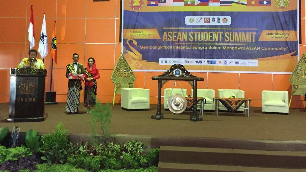 Di Asean Student Summit 2016, BNPT Sampaikan Soal Ancaman Gerakan Radikalisme