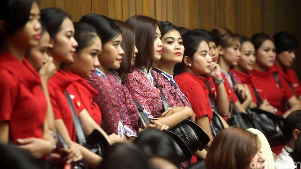 Pegawai Lion Air Mengadu ke Komisi V DPR