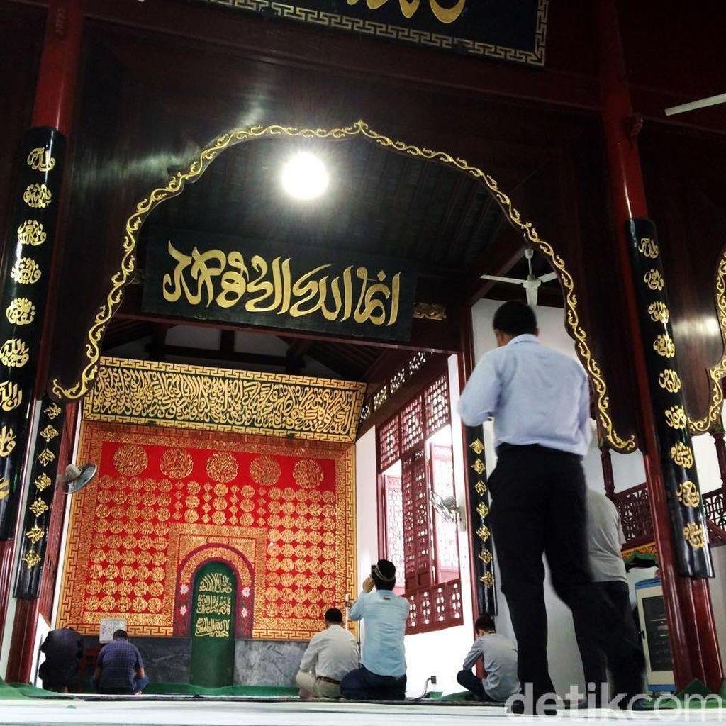 Masjid Berusia 652 Tahun Peninggalan Dinasti Ming