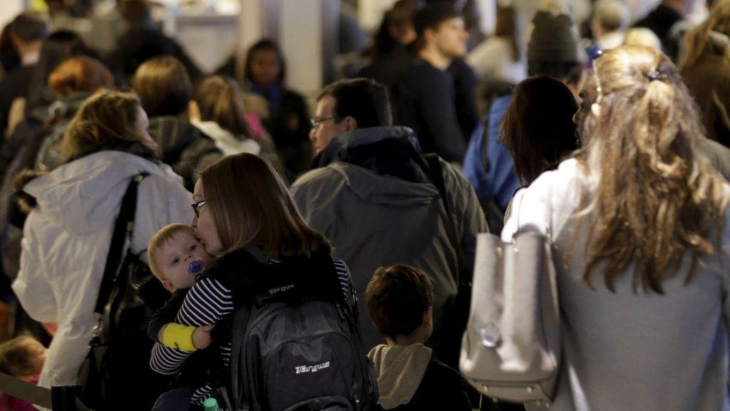 Marak Antrean Panjang di Bandara AS, Kepala Keamanan TSA Dicopot