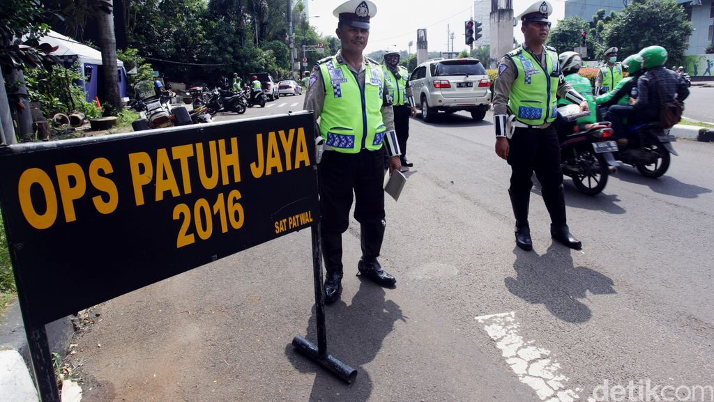 Polda Metro Sudah Tilang 76.622 Kendaraan, Mayoritas Langgar Rambu Lalin