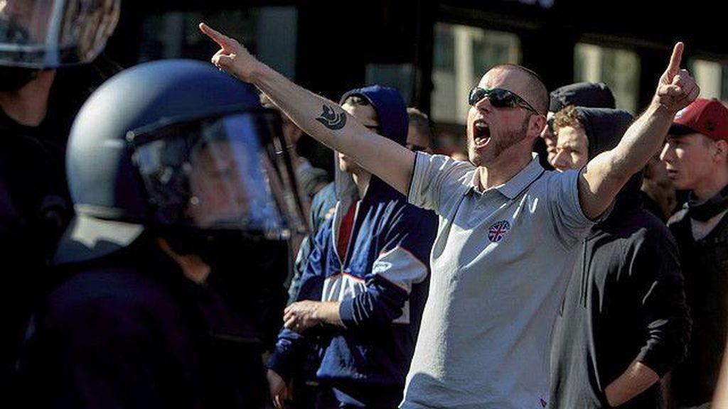 Kejahatan Berbasis Kebencian di Jerman Meningkat