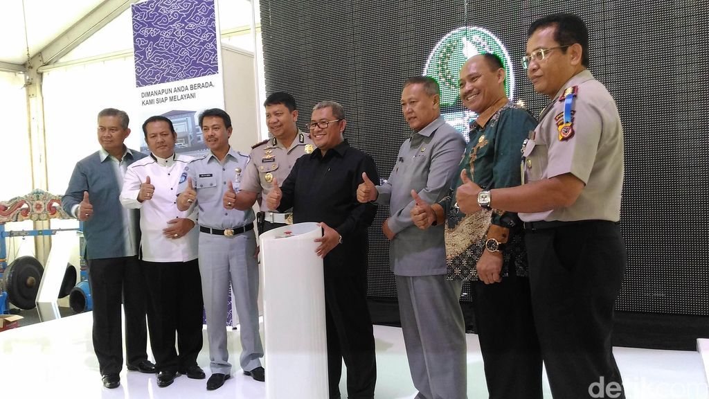 Resmikan Empat KCP Dispenda, Aher: Pendapatannya untuk Bangun Infrastruktur