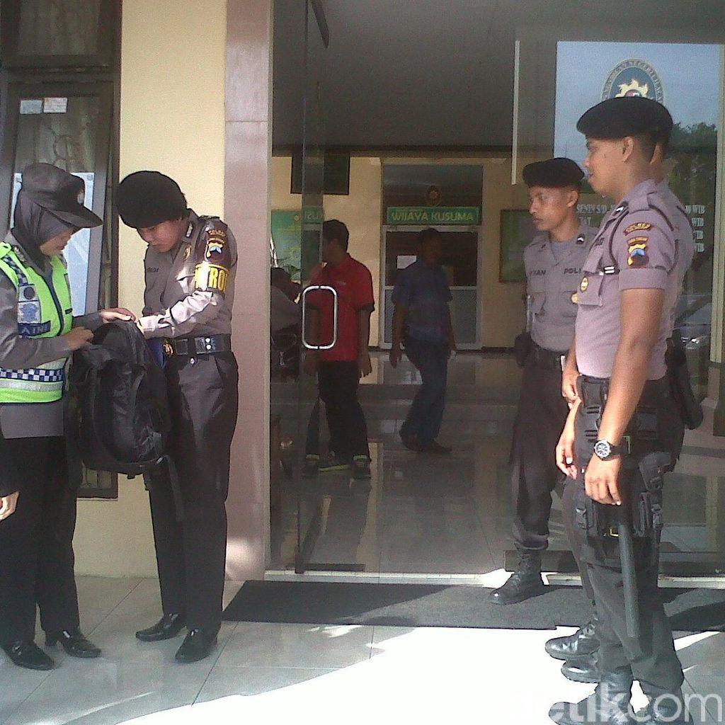 Jelang Sidang PK Freddy Budiman, 150 Polisi Jaga PN Cilacap
