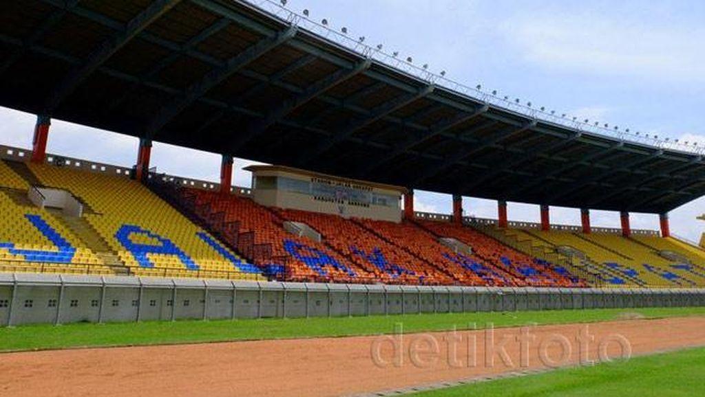 Bupati Bandung Izinkan Persib Tanding di Stadion Si Jalak Harupat