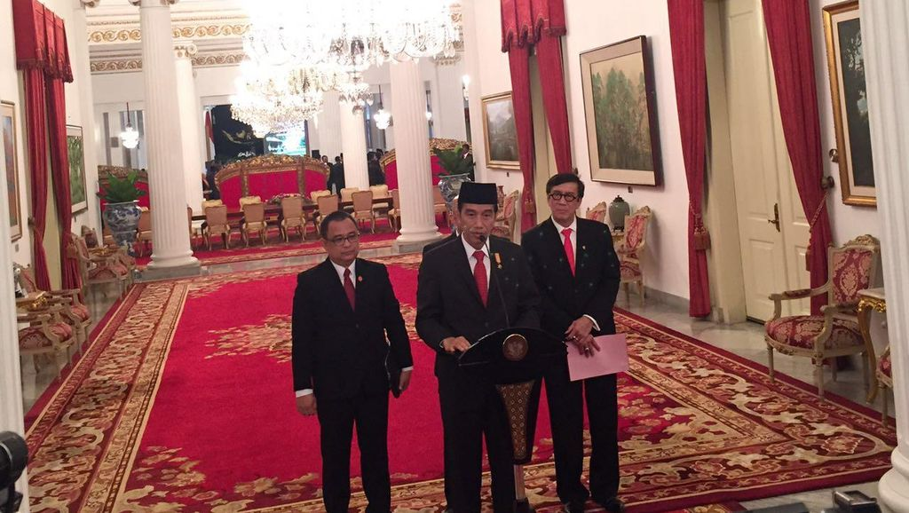 Berapa Lama DPR Proses Perppu Perlindungan Anak dari Jokowi?