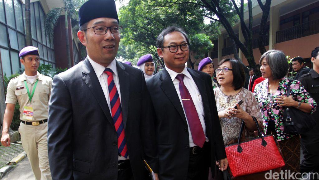 Didukung Gerindra Maju Pilgub Jabar, Ridwan Kamil: Desember Saya Putuskan
