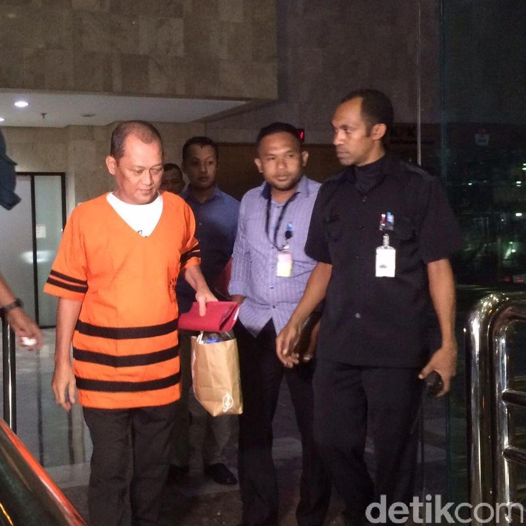 4 Tersangka Dugaan Suap Rp 650 Juta di PN Kepahiang Selesai Diperiksa KPK