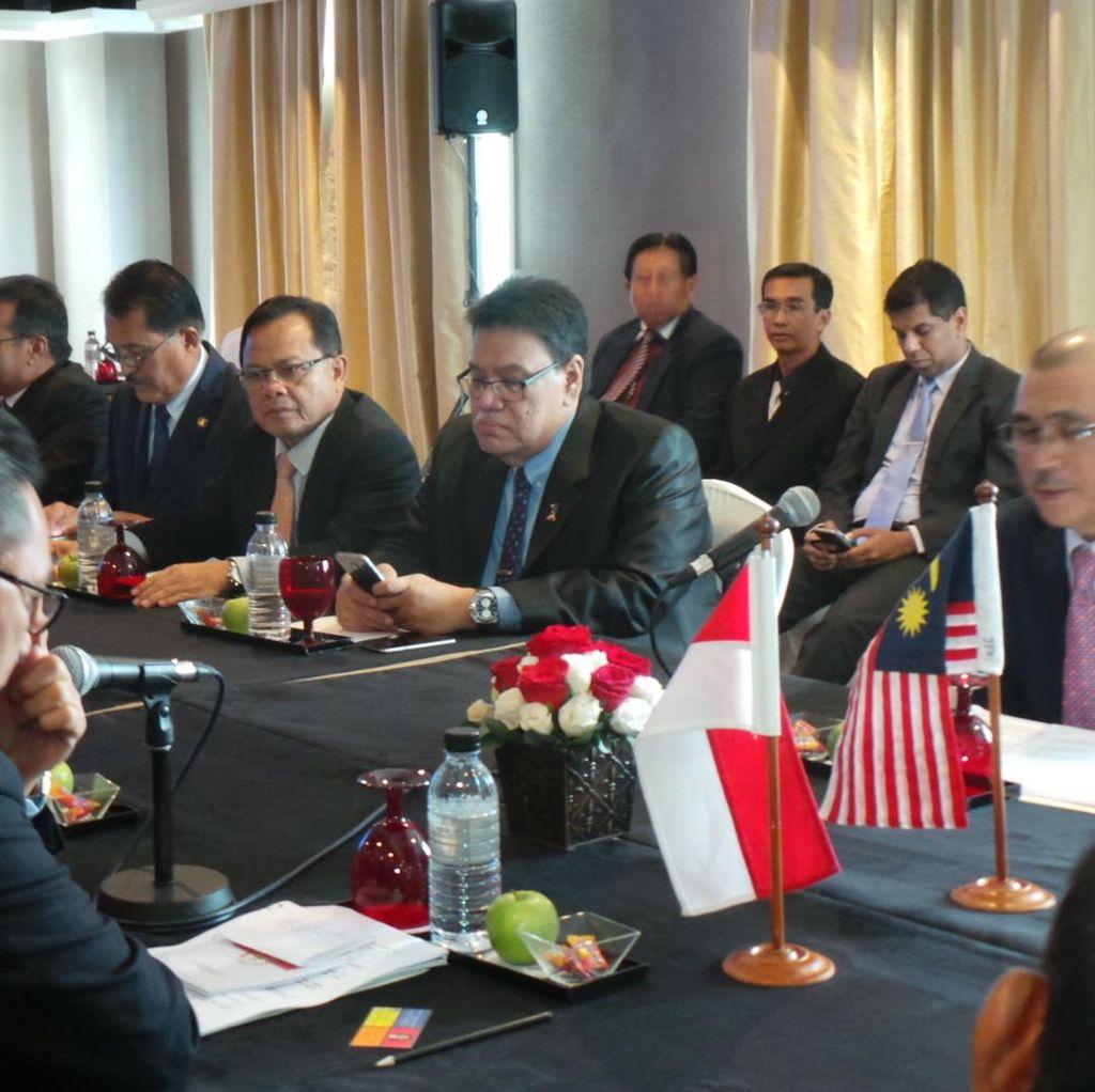 MPR dan Parlemen Malaysia Jajaki Kerja Sama Perangi Kejahatan Narkoba