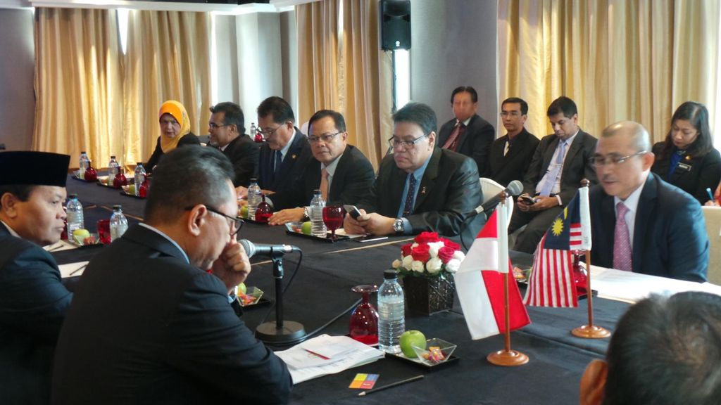 MPR RI dan Parlemen Malaysia Jajaki Kerja Sama Perangi Kejahatan Narkoba