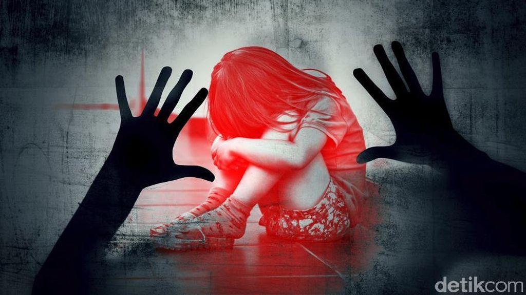6 Anggota Gang Rape Pelaku Pemerkosaan Siswi SD Semarang Ditangkap!