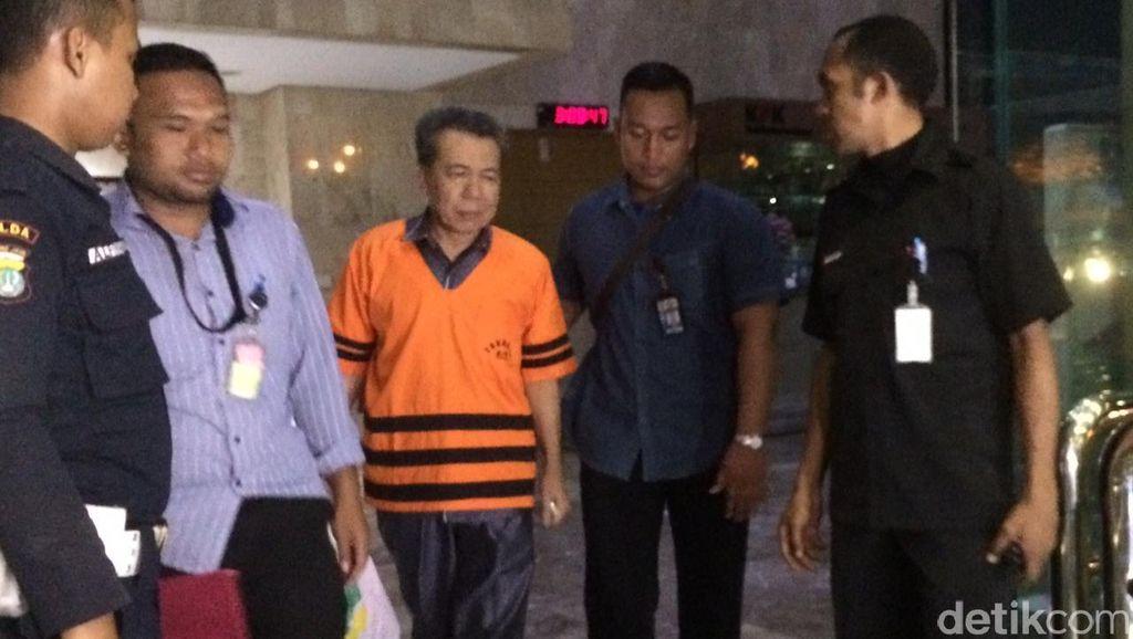 KPK Panggil Tersangka Kasus Suap PN Bengkulu Janner Purba