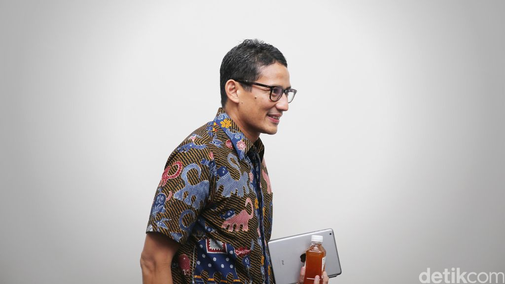 Dipilih Prabowo, Sandiaga Jadi Cagub DKI dari Gerindra
