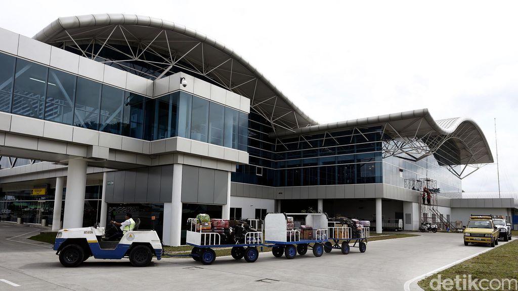 Bandara Sultan Thaha, Modern Dengan Nuansa Kedaerahan
