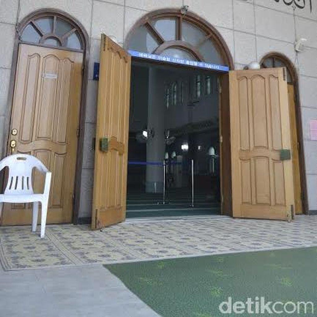 Menengok Masjid Terbesar di Kota Seoul Korea Selatan
