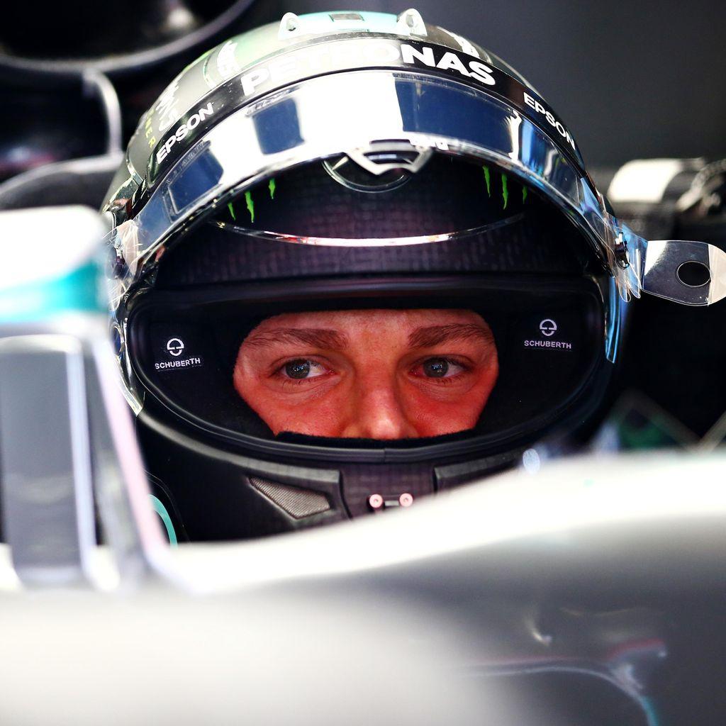 Tak Tertarik Ferrari, Rosberg: Mercedes Sama Legendarisnya