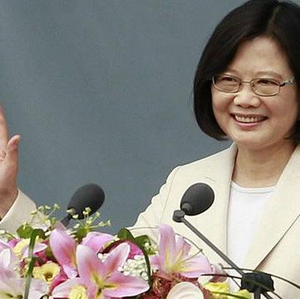 Tak Menikah, Presiden Taiwan Tsai Ing-wen Disebut Bergaya Ekstremis